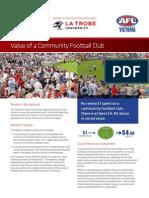 Latrobe Value of a Community Football Club Final PDF