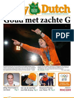 The Daily Dutch #12 uit Vancouver | 22/02/10