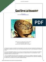 ¿De Que Sirve La Educación_.pdf