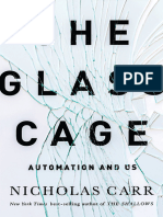 The Glass Cage Automation and U - Nicholas Carr