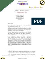 Visual Basic 6 File Processing