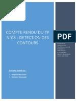 Detection de Contours