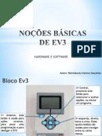 Apresentação EV3