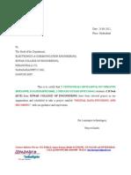 5. Company Certificate