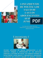 1.Lineamientos Avances-Dra.Calle.ppt