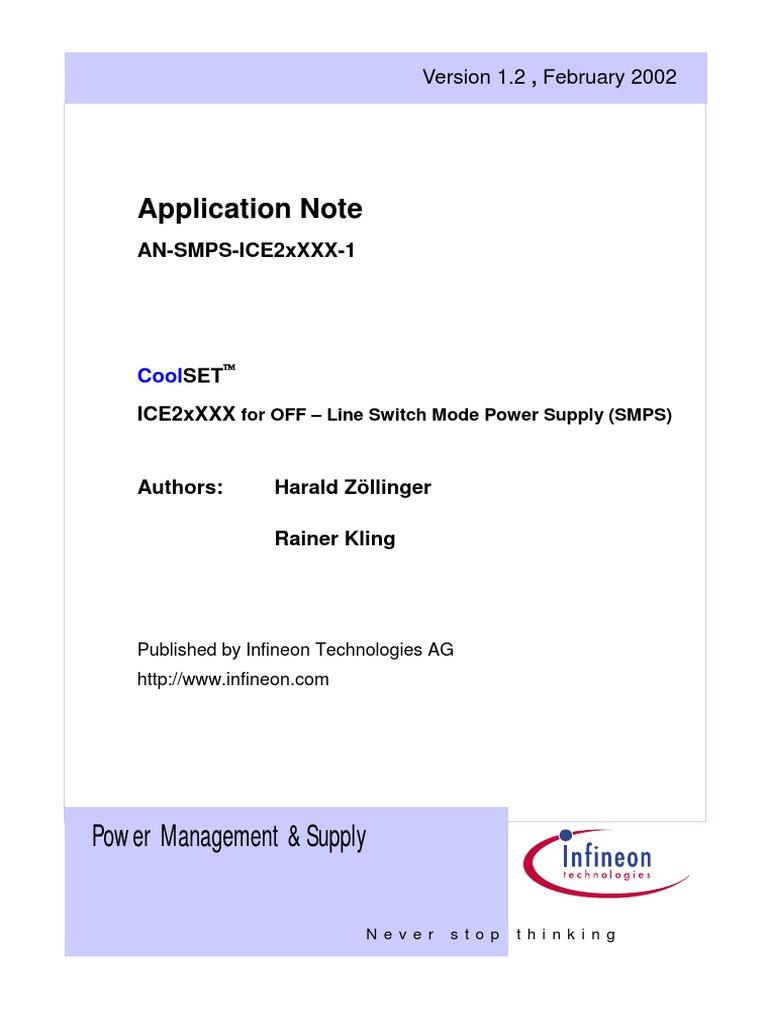 Line Switch Mode Power Supply Smps Rectifier Transformer Constant Voltage Current Cvcc Supplies Schematic