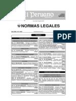 Modificatoria Relgamento Ley de Contrataciones 07-08-2012[1]
