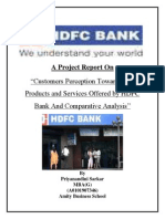 Hdfc-Project mba