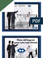 Modelo de plano de negócio