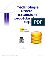 Cours Et Exercices Oracle Pl SQL