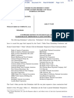 Datatreasury Corporation v. Wells Fargo & Company et al - Document No. 741