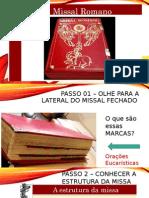 Missal romano explicação.pptx