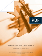 Master of the Deal Part 2