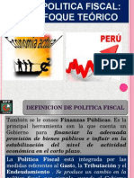 Politica Fiscal A