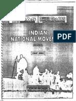 Indian National Movement (Dhyeya)