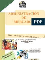Administracion de Mercado
