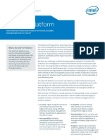 Iot Platform Solution Brief