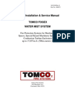Watermist Engineering Manual