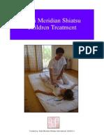 Children Treatment shiatsu