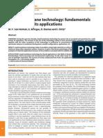 Liquid Membrane Technology Review