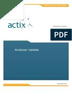 ReleaseNotes AnalyzerUpdate 2015 07 July