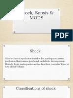 Shock, Sepsis & MODS (1)