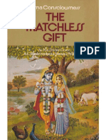 Krsna Consciousness the Matchless Gift