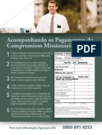 Comunicado FundoMissionario
