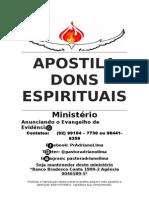 Apostila Dons Espirituais