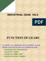 2 Industrial Gear Oils