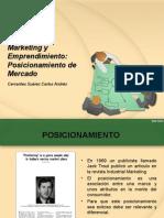 Marketing y Emprendimiento Posicionamiento de Mercado