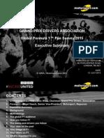 2015 Gpda Survey Exec Summary