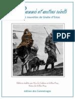 Les Bannis et autres récits. Contes et nouvelles de Gisèle d'Estoc