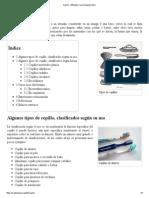 Cepillo - Wikipedia, La Enciclopedia Libre