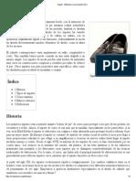 Zapato - Wikipedia, La Enciclopedia Libre