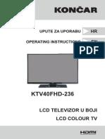 Koncar Tv KTV40FHD 236