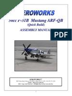 50ccmustangP51B_AssemblyManualFinal