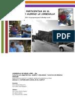 PLANIFICACION PARTICIPATIVA EN EL ASENTAMIENTO HUMANO LA CARBONILLA