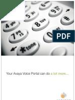 Acqueon's iAssist for Avaya Voice Portal - Brochure