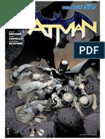Batman #01. La Corte de los Búhos, Parte 1