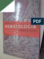 Diagnóstico Citológico y Hematológico Del Perro y El Gato - 2008