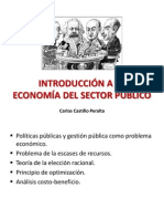 Economia Sector Publico
