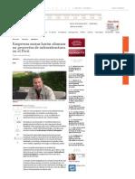 Gestion,Empresas Suizas Harán Alianzas en Proyectos de Infraestructura en El Perú _ Empresas