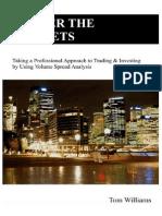 Trading Bolsa Precio y Volumen