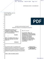 Omni Innovations LLC et al v. BMG Music Publishing NA Inc et al - Document No. 28
