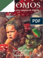 [Guia de Los Seres Magicos de Espana 03] Callejo, Jesus - Gnomos [24057] (r1.0)