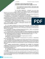 CONAMA 379-2006 Sistema de Dados e Informações Sobre Gestão Florestal No Ambito Do SISNAMA