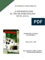 Unidad I-Portafolios- Danielson y Otros