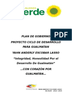 Plan GOB Registraduria