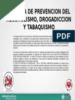 POLITICA DE PREVENCION DE SUSTANCIAS PSICOACTIVAS.ppt